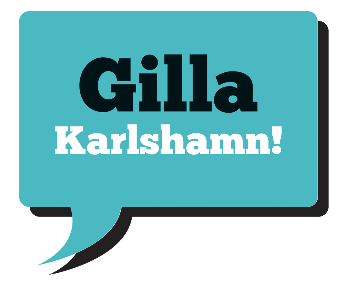 Gilla-Karlshamn-bubbla