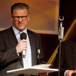 Pelle Hånberg, Karlskrona HK, Årets tränare.