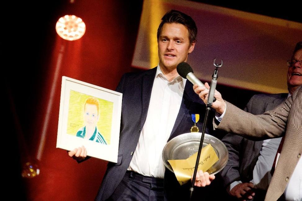 Robert Håkansson, Olofströms IF, Årets ungdomsledare.